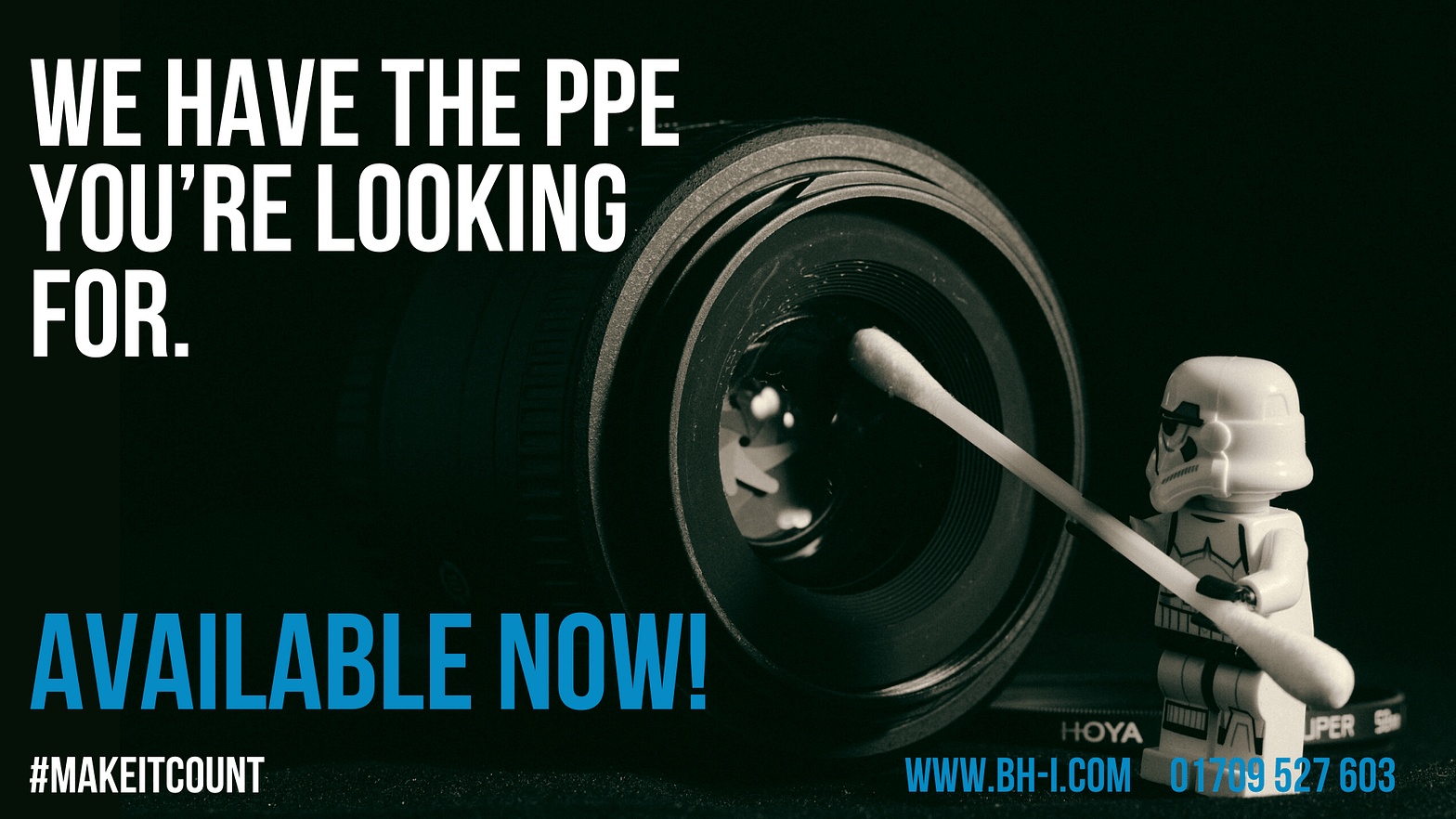 Is this the PPE you are looking for?