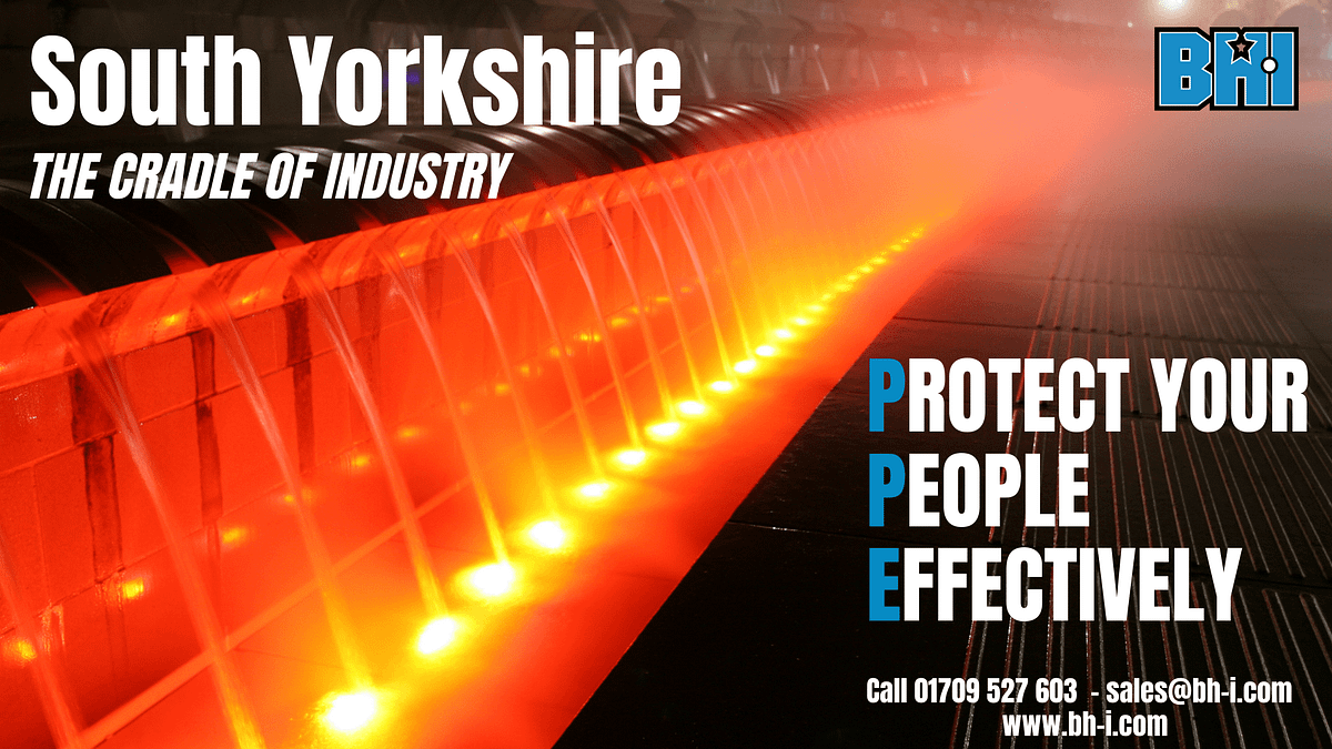 South Yorkshire is the cradle of industry & and the driver for innovation